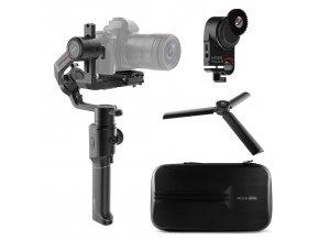 Moza Air 2 Ver.02 4 osý gimbal pro kamery do 4,2 kg + kufr a ostření 0