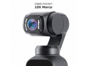Makro čočka pro DJI OSMO POCKET Macro 10x 1