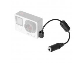 adaptér na mikrofon pro GoPro 3 a 4