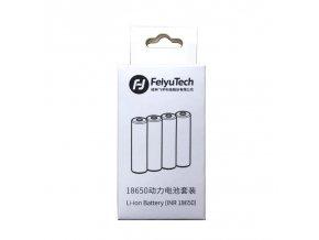 Náhradní originál baterie pro Feiyu Tech AK2000 AK4000 4ks 3