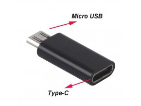 Adaptér z USB C na MicroUSB pro DJI Osmo Pocket