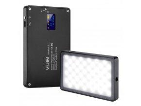 Výkonné dobíjecí LED video světlo regulací teploty barvy 8