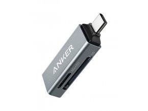 USB C čtečka paměťových karet MicroSD a SDHC 7