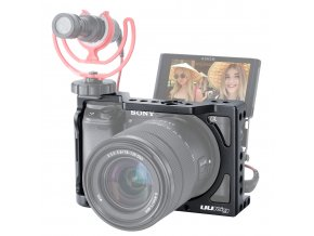 Video Klec, cage, RIG pro Sony A6400 17