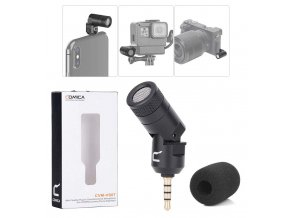 Comica CVM VS07 Miniaturní ohebný mikrofon pro mobil, foťák i gopro Comica CVM VS07 0