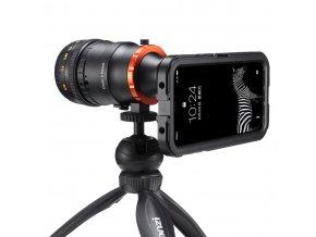 500 DOF adaptér pro montáž EF objektivů na telefonní klece 15