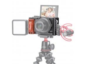 514 Profesionální kamerová klec pro Canon G7X III 19