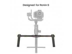 521 Obouruční držák pro stabilizátor DJI Ronin SC 7