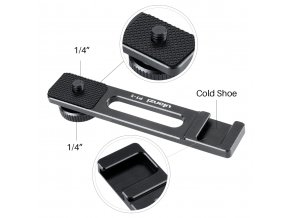 668 Držák příslušenství (mikrofonu) na spodní závit foťáků nebo spatbilizátorů 4