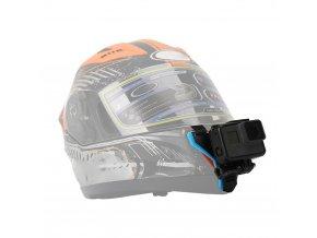 972 Držák akční kamery na přilbu na motorku na bradu 0