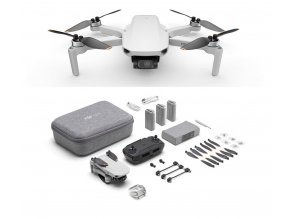 DJI Mavic Mini Fly More Combo + Range Extender ZDARMA