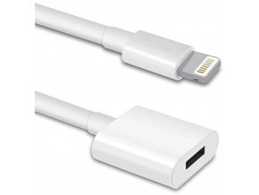 Prodlužovací kabel na Apple lightning konektor 1m. SL1500