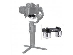 Závaží na kamerové stabilizátory a gimbaly 1