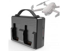 Powerbanka, přenosná powerstanice pro DJI MAVIC 2 baterie 4
