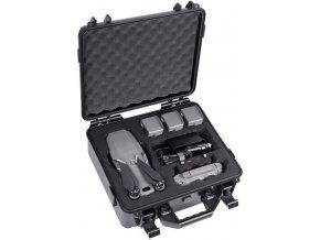 Voděodolný pevný kufr pro drona DJI MAVIC 2 a příslušenství 4