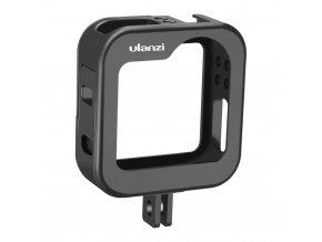 Alu frame rámeček klec pro GoPro MAX sáňky a závity 3