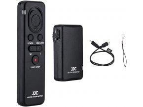 Bezdrátové dálkové ovládání pro Sony kamery (RX100, A73, AX53, A6400 a další) 1