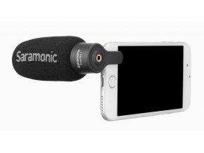 SARAMONIC SmartMic+ směrový mikrofon k mobilu obr.2