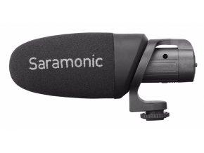 Saramonic kondenzátorový směrový mikrofon na kameru Saramonic CamMic+ 1