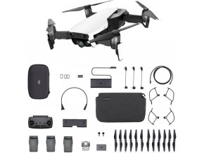 1 DJI Mavic AIR Fly More Combo Arctic White