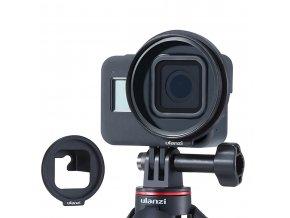 Adaptér pro montáž 52mm ND a CPL filtrů GoPro Hero 8 Obrázek12