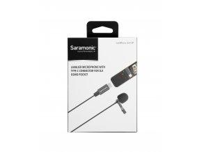 Klopový mikrofon Saramonic U3 OP pro DJI Osmo Pocket Obr.4