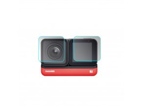 Ochranná skla pro kameru Insta360 One R 4K 1