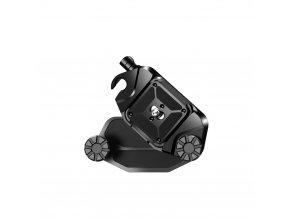 Držák kamery nebo DSLR na batoh s rychloupínací destičkou 1