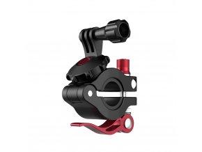 Otočný držák akční kamery na kolo nebo trubku 4