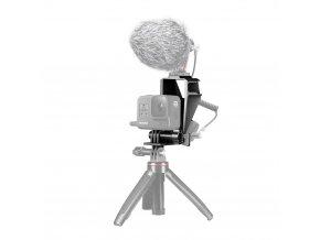 Vlogovací zrcátko pro GoPro a jiné akční kamery 3