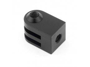 Adaptér z GoPro dvojzubce na závit Minimalist hliníkový 4