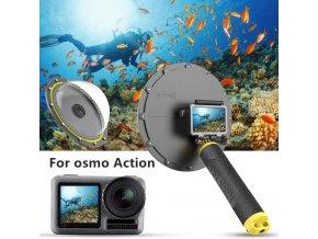 Podvodní Dome Port kopule pro DJI Osmo Action 1