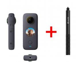 Insta360 ONE X2 5,7K, 360, vodotěsná akční kamera 2020 obrázek.č.0