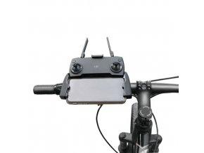 SunnyLife Držák dálkového ovladače Mavic Air, Pro, 2 Pro, Spark, Mini atd. na řidítka