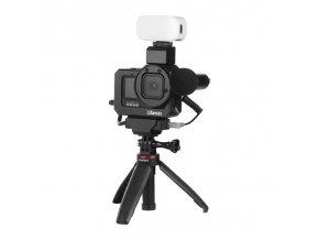 ULANZI VL30 Mini dobíjecí video LED světlo do sáněk, regulace intenzity i teploty 8