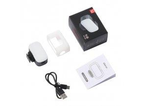 ULANZI VL30 Mini dobíjecí video LED světlo do sáněk, regulace intenzity i teploty 9