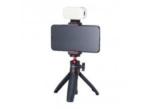 ULANZI VL15 RGB Mini dobíjecí video RGB LED světlo do sáněk 6