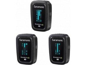 Blink 500 PRO B2 2.4GHz bezdrátový 3.5mm (RX+TX+TX) 1