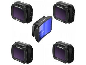 Freewell sada anamorfického objektivu a ND filtrů 8,16,32,64 pro DJI Osmo Pocket a Pocket 2 1