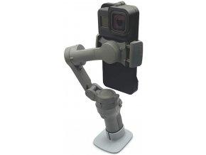 Adaptér pro GoPro 8 do stabilizátoru DJI Osmo Mobile 3 a OM4 2