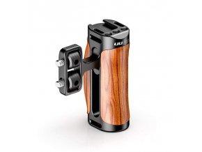 Univerzální dřevěná rukojeť Ulanzi pro kamerovou klec 1