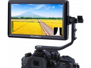 FeelWorkl S55 V2 5.5 4K DSLR monitor s dobíjením kamery 11