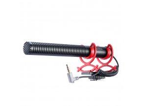 Směrový mikrofon Sairen Super Cardioid Shotgun Microphone 4
