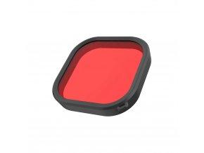Červený filtr pro podvodní kryt na GoPro Hero 8 2