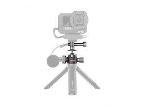 Kulová hlava Ulanzi U 130 pro montáž akčních kamer 7