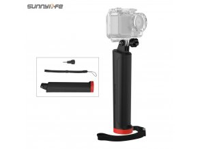 Universální plovoucí držák, madlo do ruky pro akční kameru, GoPro, Osmo Action, ONE R a jiné 6