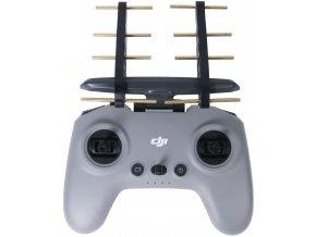Zesilovače antén range extender pro drona DJI FPV 2.4Ghz 2
