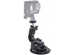 Pevná přísavka s kulovou hlavou pro GoPro úchyt i šroub 7