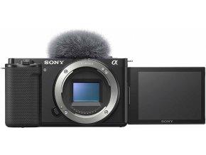Sony Alpha ZV E10 vlogovací fotoaparát tělo 1