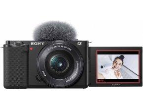Sony Alpha ZV E10 vlogovací fotoaparát 31